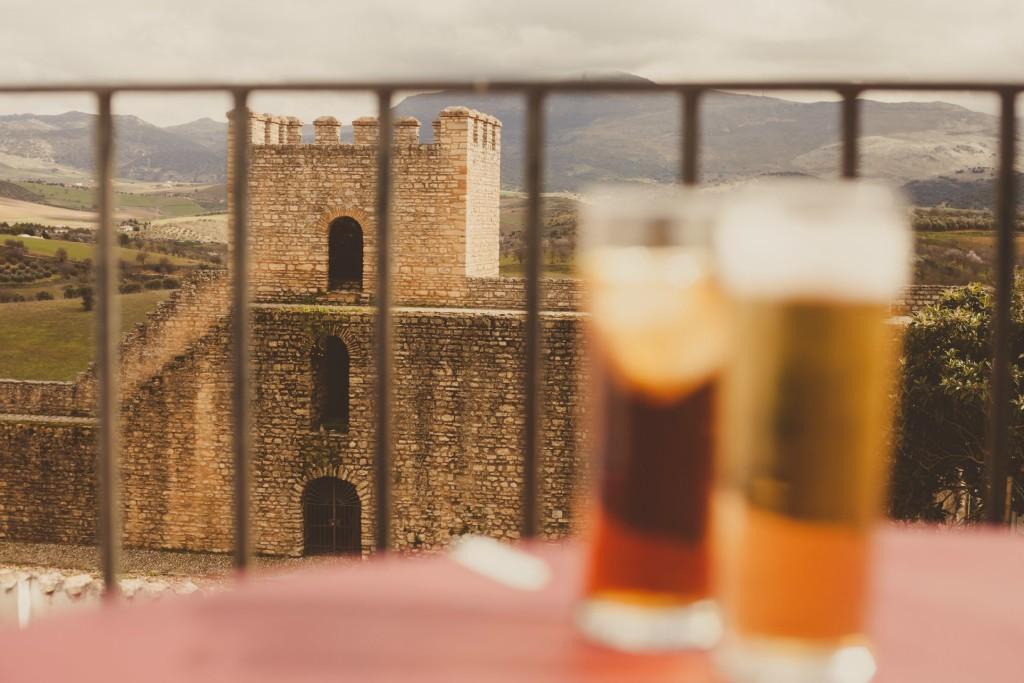 Terraza en Ronda