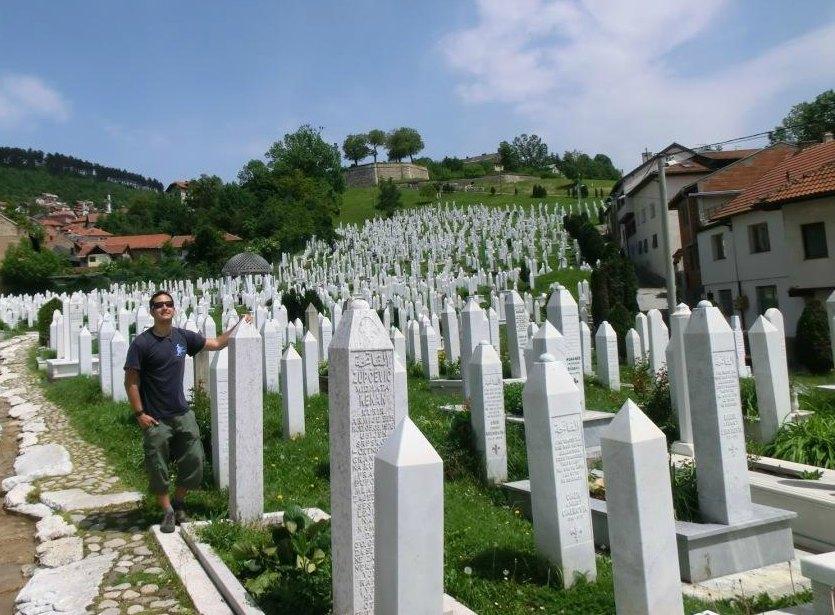 Rener en Sarajevo