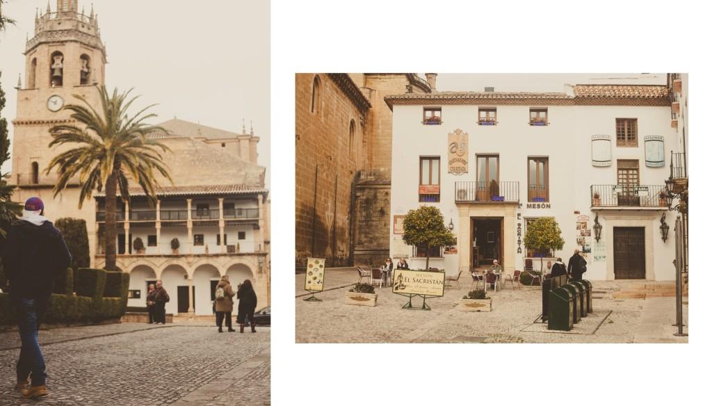 Iglesia Santa María la Mayor y Mesón
