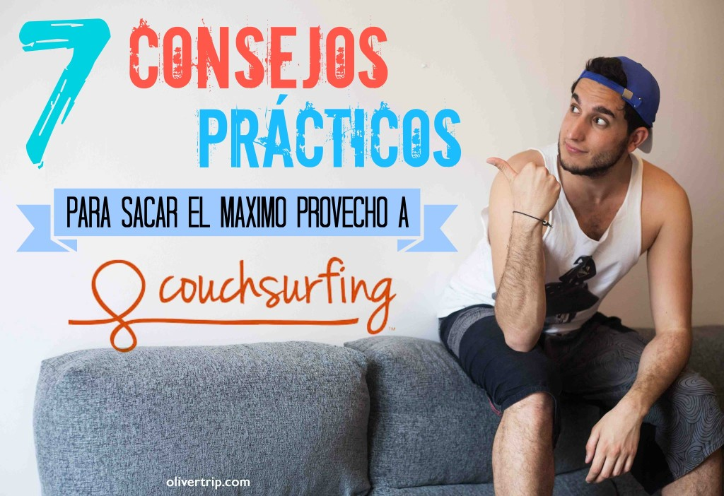 Consejos Couchsurfing