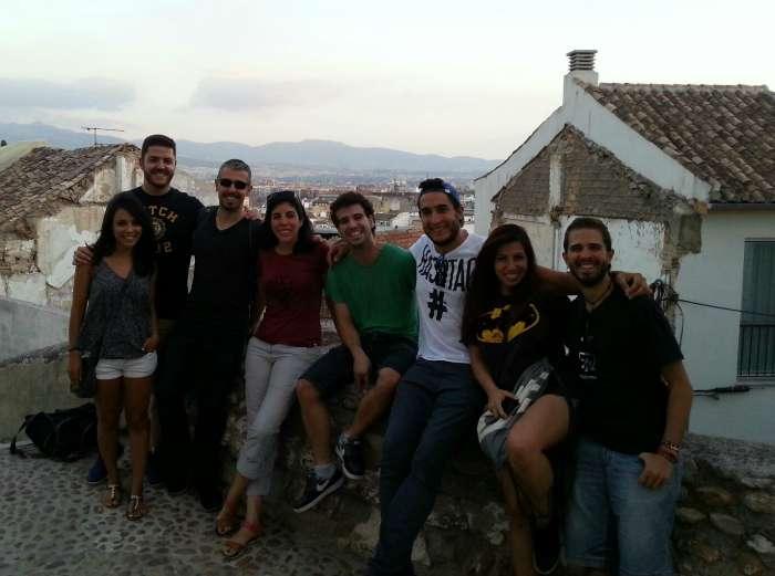 Quedada viajera en Granada