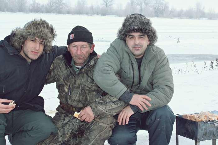 Viktor y Nikolai