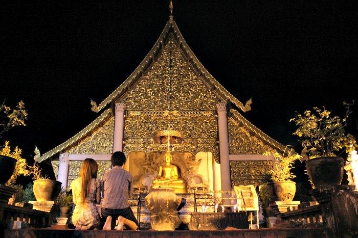 Templos de Tailandia