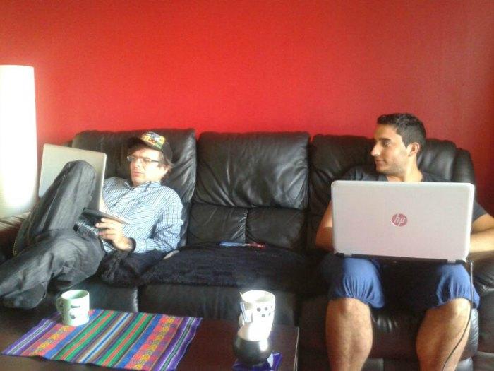 Couchsurfing Dublin
