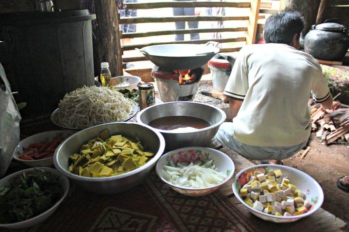 Curso de cocina Tailandia