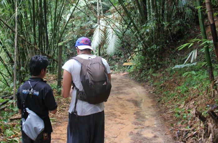 Excursion selva tailandia
